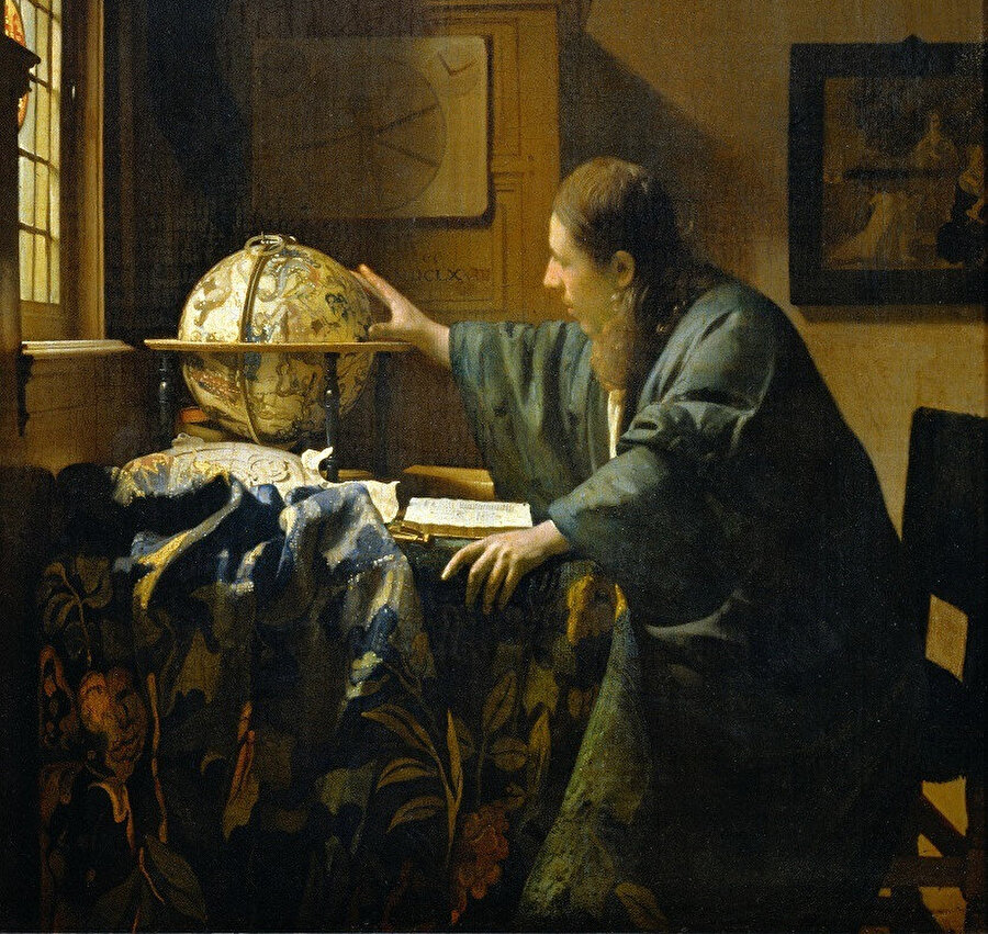 The Astronomer, 1668.