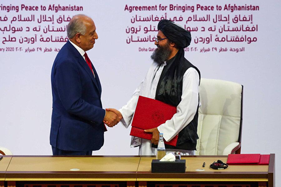 ABD yönetimi, Taliban ile 29 Şubat 2020'de çekilmenin 1 Mayıs'ta tamamlanacağı konusunda anlaşmaya varmıştı.