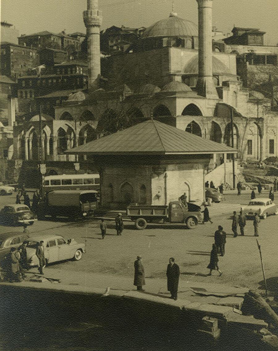 1950'ler Üsküdar.