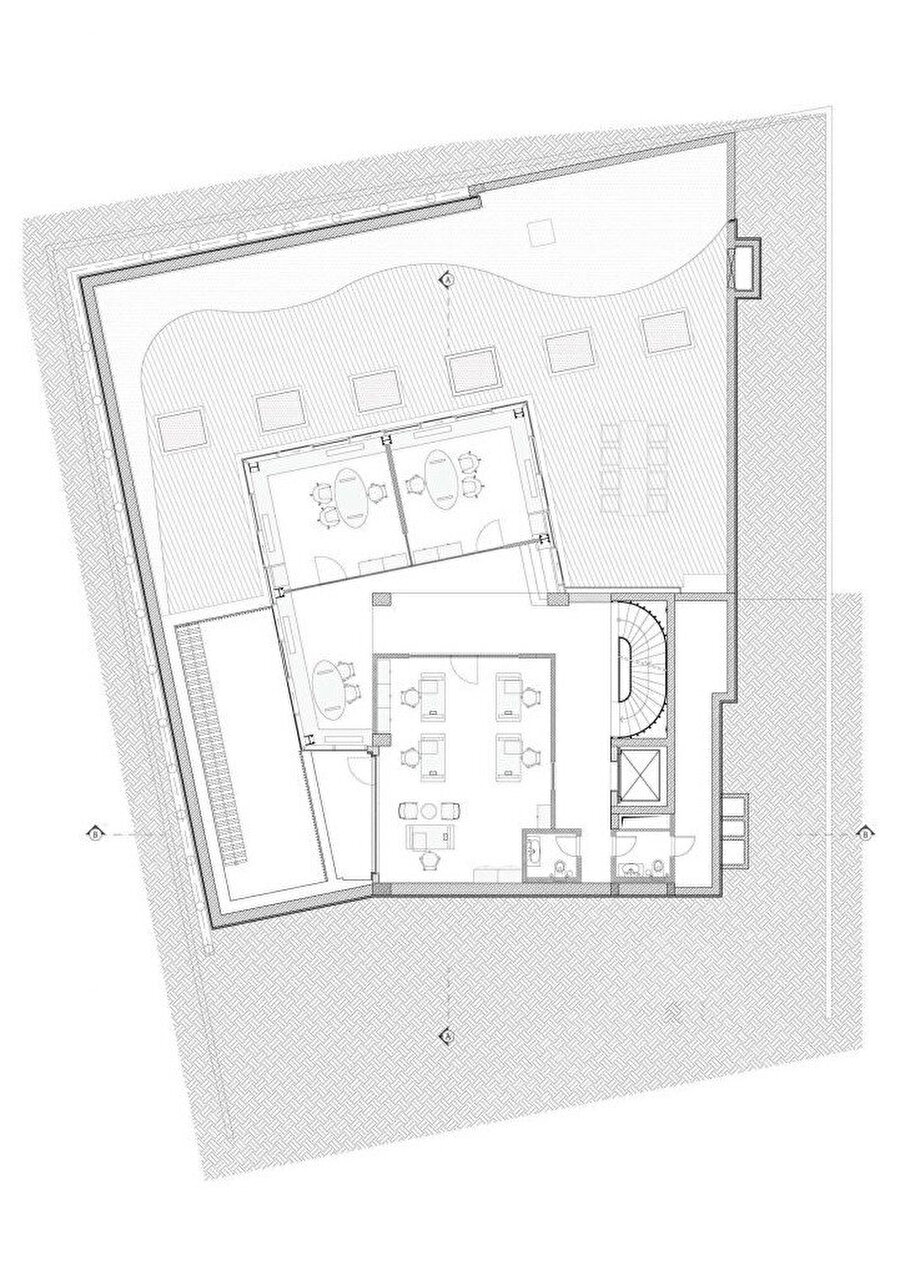 1.bodrum katı planı.