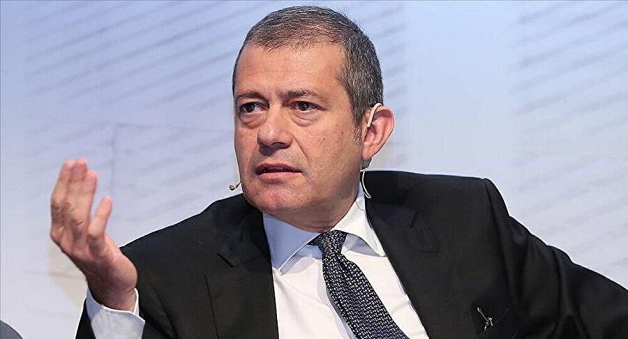 Akbank Genel Müdürü Hakan Binbaşgil