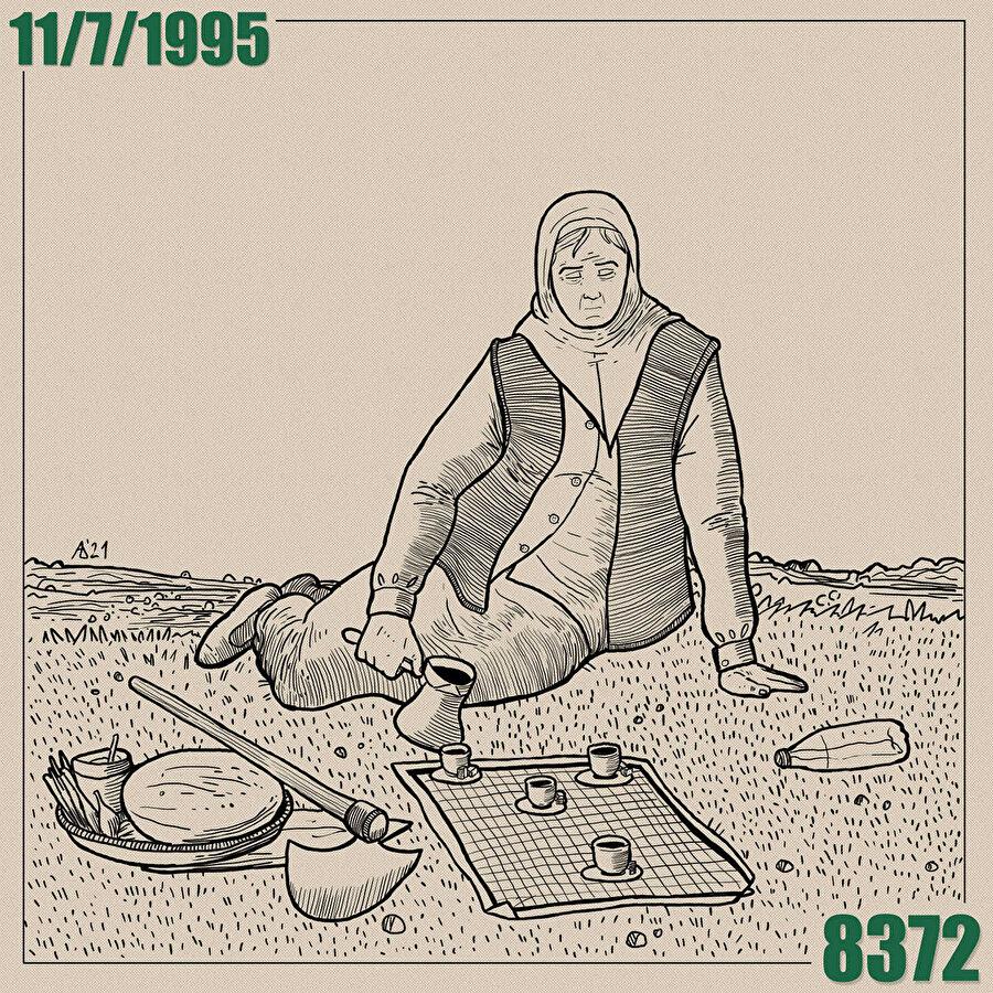 Srebrenitsa annelerinin acısı dün gibi taze.