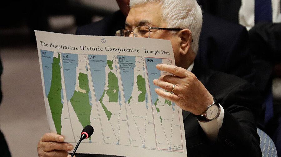 N12 Televizyonu Abbas'ın olası bir barış görüşmesi için bir talep ilstesi hazırladığını iddia ediyor.