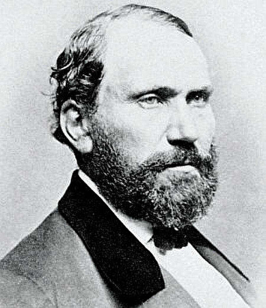 » Allan Pinkerton