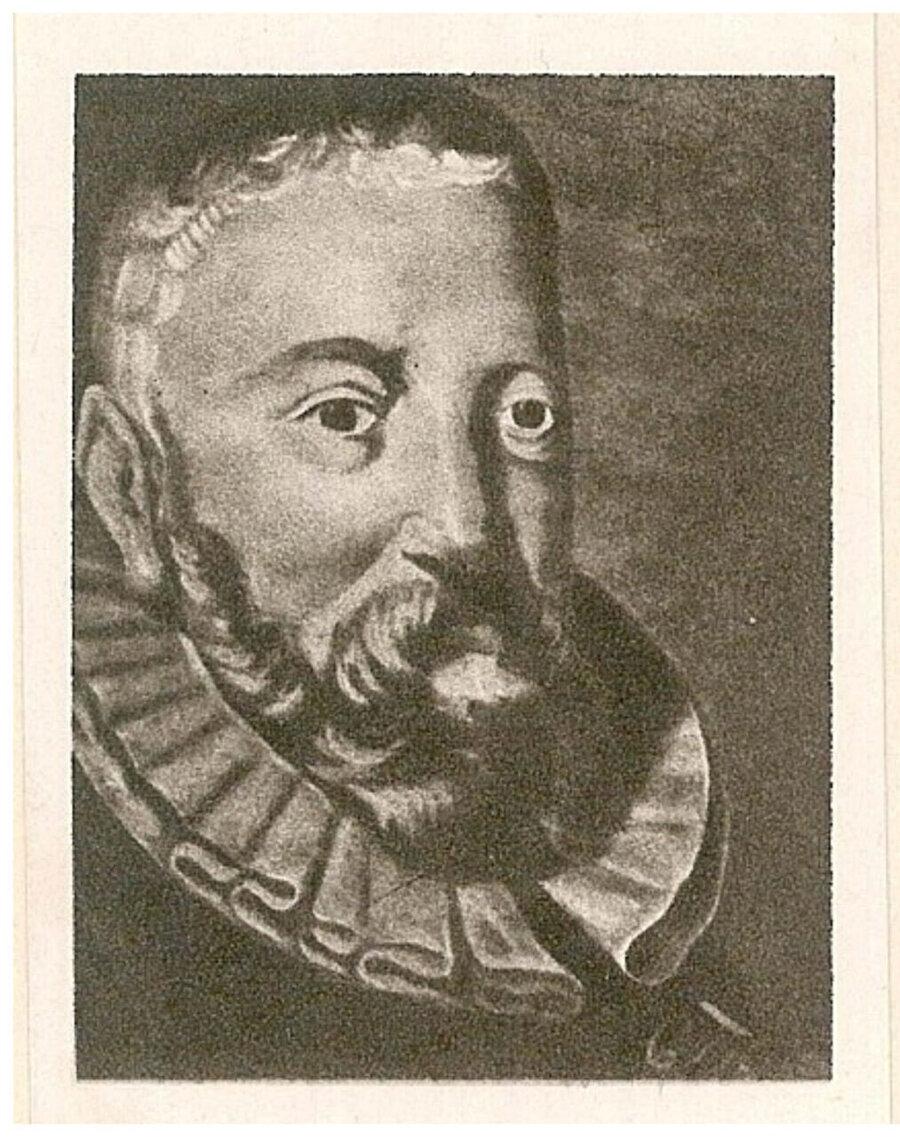 Cornelis de Houtman.