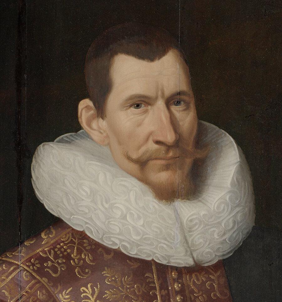 Hollanda Doğu Hindistan Şirketi'nin ilk genel valisi Jan Pieterszoon Coen.