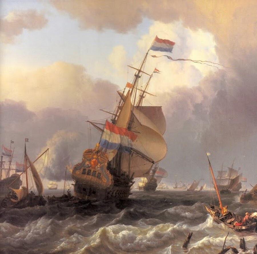 Güney ve Güneydoğu Asya ülkeleri, zengin biyolojik çeşitliliğiyle Hollandalı şirketler için eşsiz bir hammadde kaynağıydı.