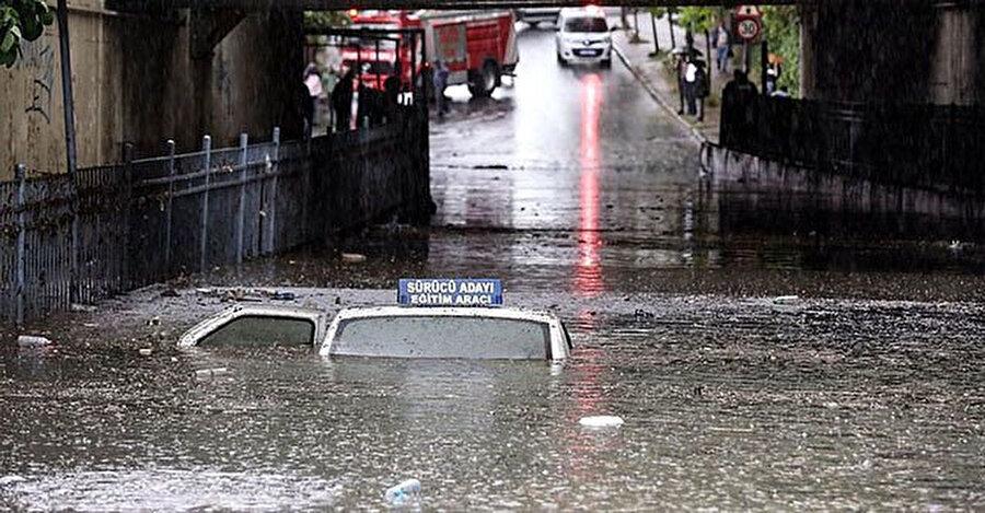 Sel ve su baskınlarına karşı uyarı verildi