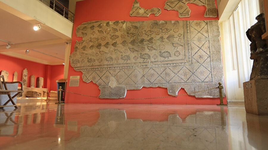 Sivas Arkeoloji Müzesi.