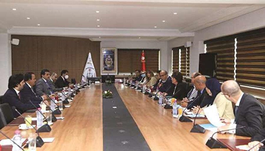 Tunus Yüksek Yargı Konseyi.