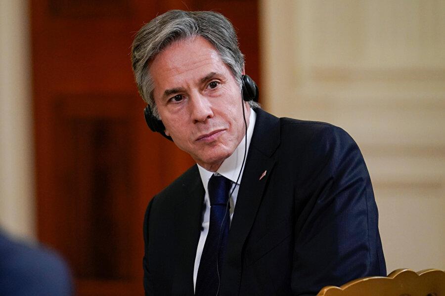 ABD Dışişleri Bakanı Antony Blinken Said'e diyalog çağrısı yaptı.