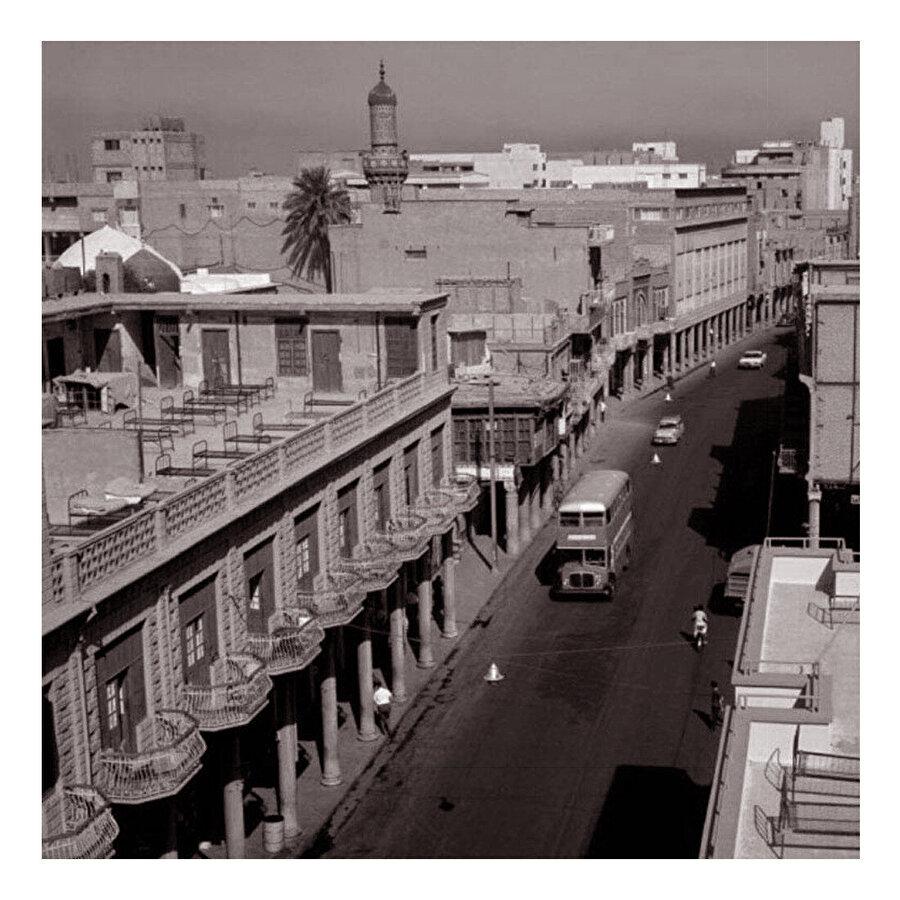 1960'lı yıllar, Bağdat.