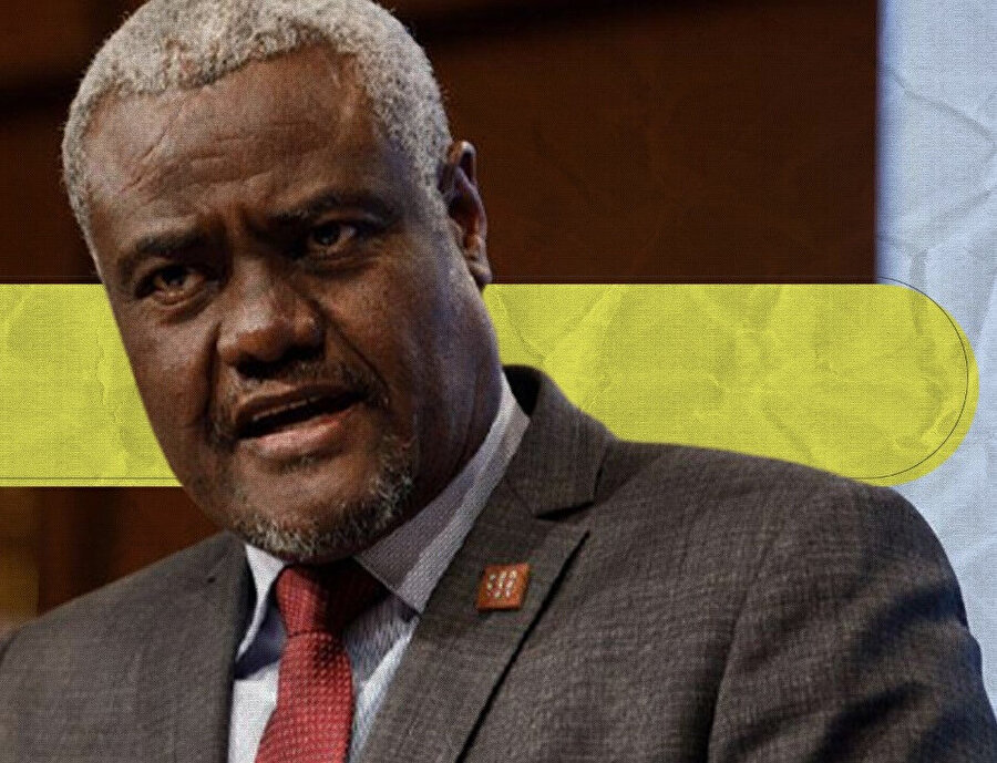 Afrika Birliği Komisyonu Başkanı Musa Faki.