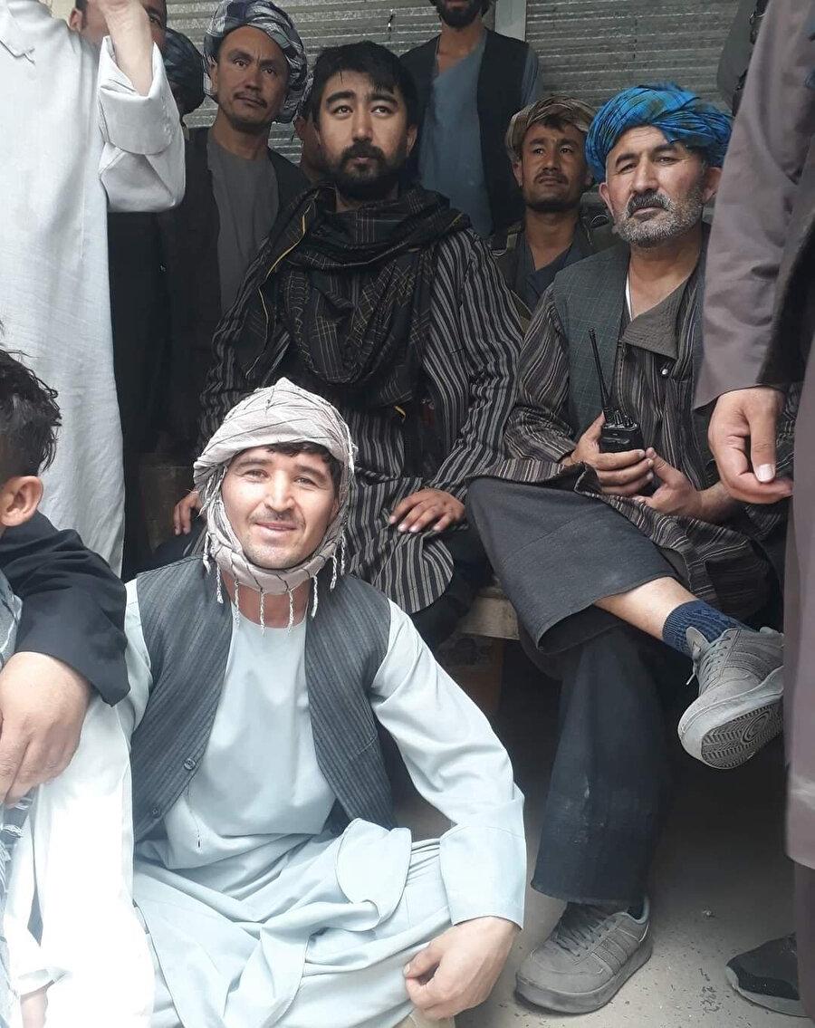 Şibirgan kentinde, çoğunluğu Türkmen ve Özbek Türklerinden oluşan yarım milyondan fazla kişi yaşıyor.