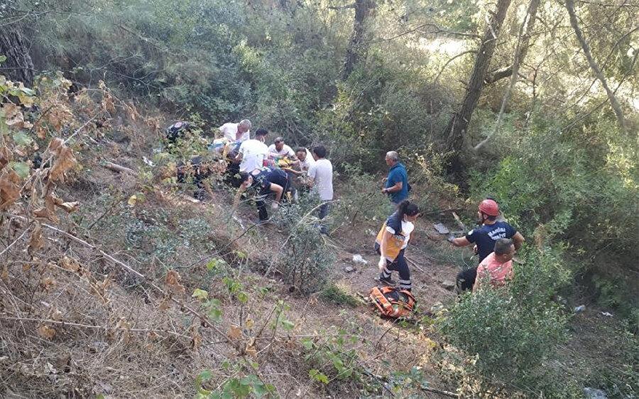Kazada 8 kişi hayatını kaybetti