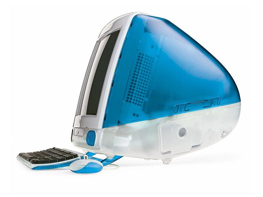 İlk iMac.