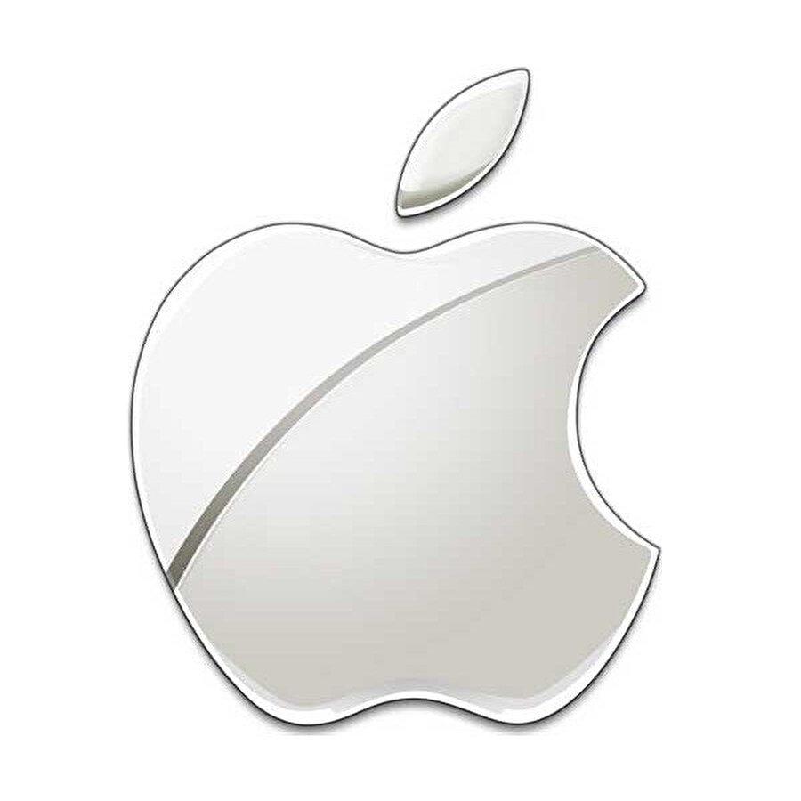 2007, Apple logo tasarımı.