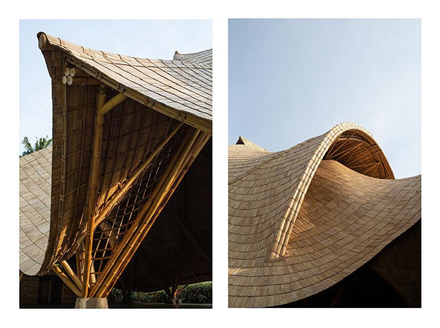 The Arc, organik mimari için yeni bir bakış açısı getiriyor.