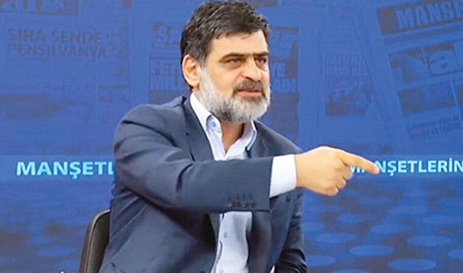 Gazeteci Ali İhsan Karahasanoğlu