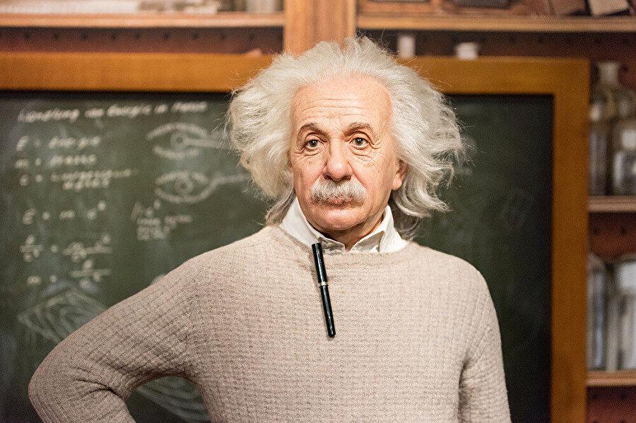 Fizik ve matematik alanında yaptığı çalışmalar sayesinde 1921 yılında Nobel Fizik Ödülü'nü kazandı.