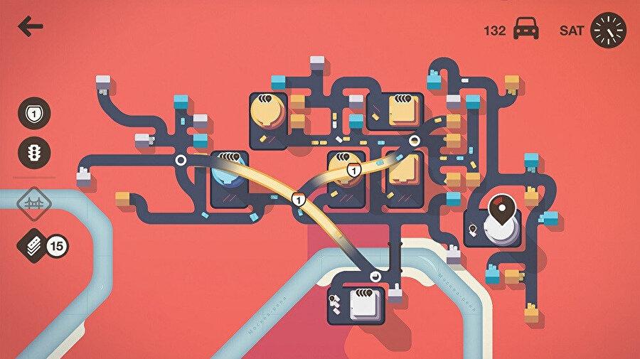 Stüdyonun 2015 video oyunu Mini Metro'nun devamı niteliğindedir.