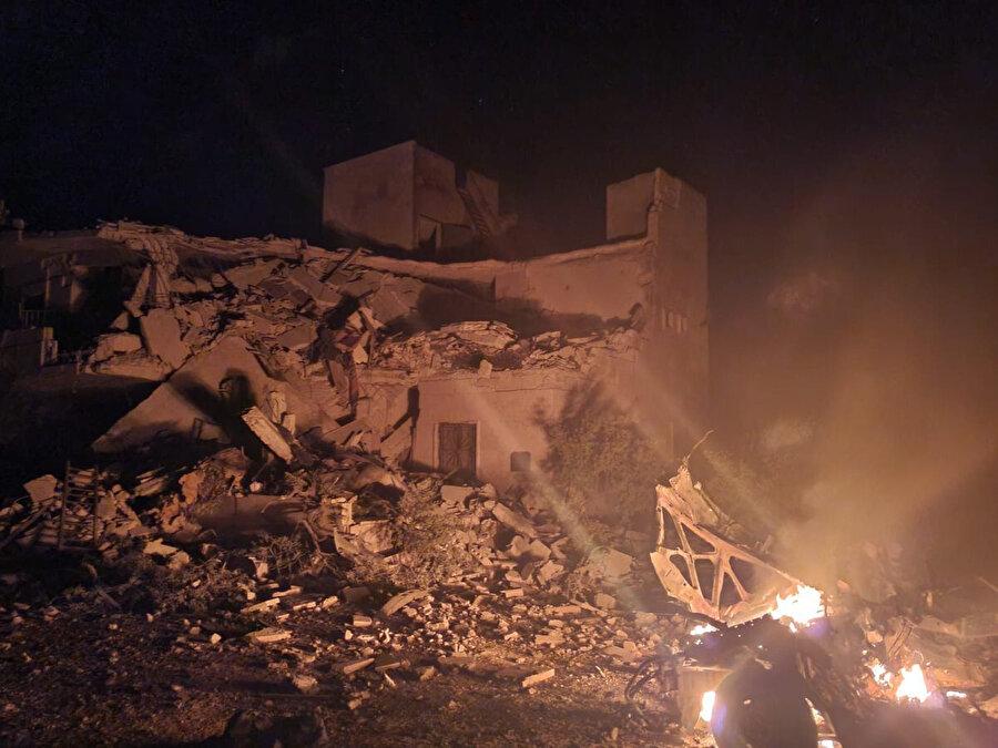 26 Temmuz'da Dera halkıyla anlaşmaya varan Esed güçleri 29 Temmuz'da mahalleye kara operasyonu başlatmıştı.
