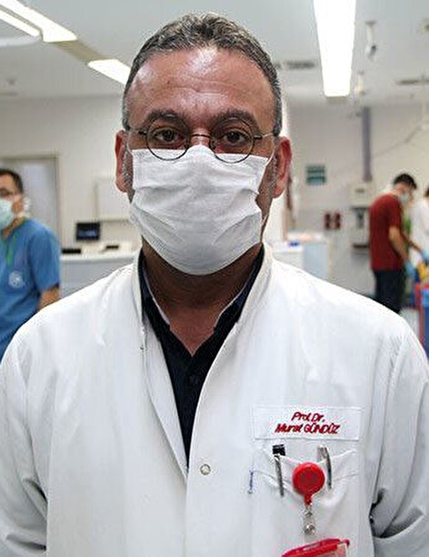 Bilim Kurulu Üyesi Prof. Dr. Hasan Murat Gündüz