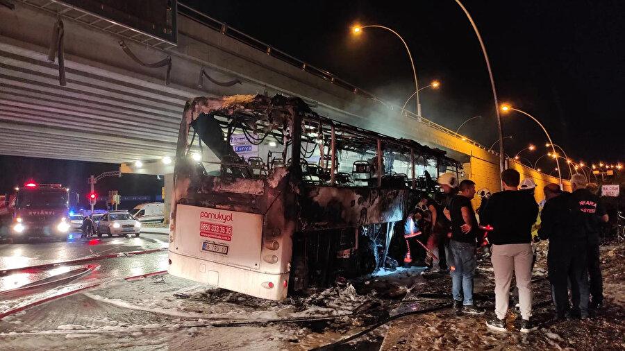 Kazadan fotoğraflar