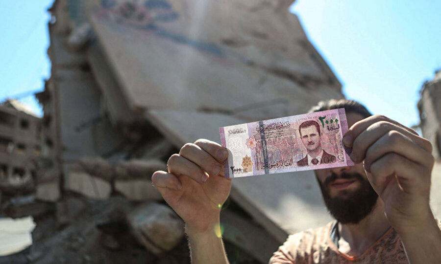 Rapora göre Suriye ekonomisi en kötü zamanlarını geçiriyor.