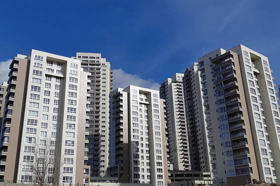 TOKİ'ye de kiralık konutlar yaptırılacak