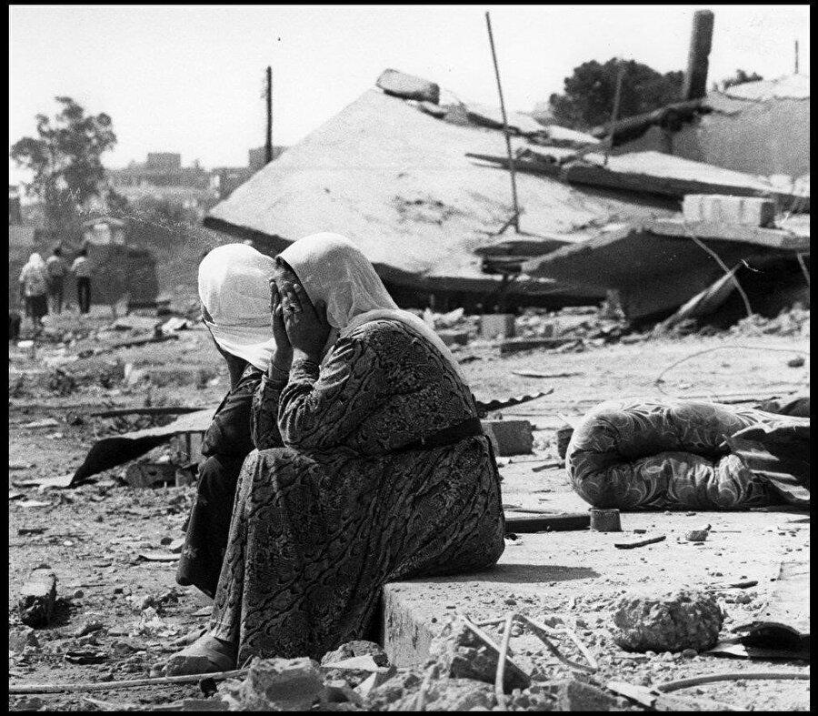 Üzerinden 39 yıl geçmesine ve failleri bilinmesine rağmen, ABD ve İsrail'in uluslararası topluma yaptığı baskılar nedeniyle Sabra ve Şatilla katliamının hesabı sorulamadı.