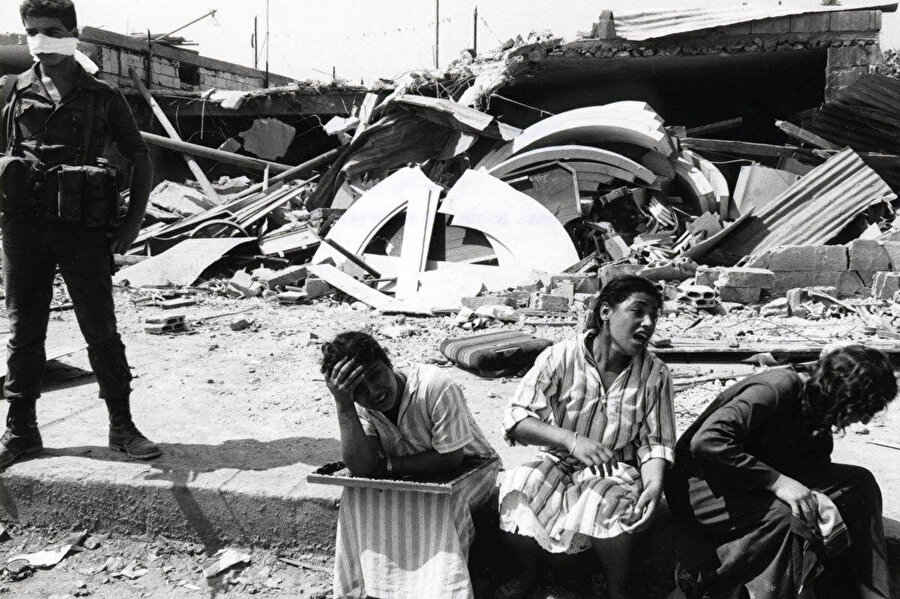 Katliam, Hristiyan Falanjist milisler eliyle İsrail'in tetikçiliğiyle gerçekleştirilmişti.