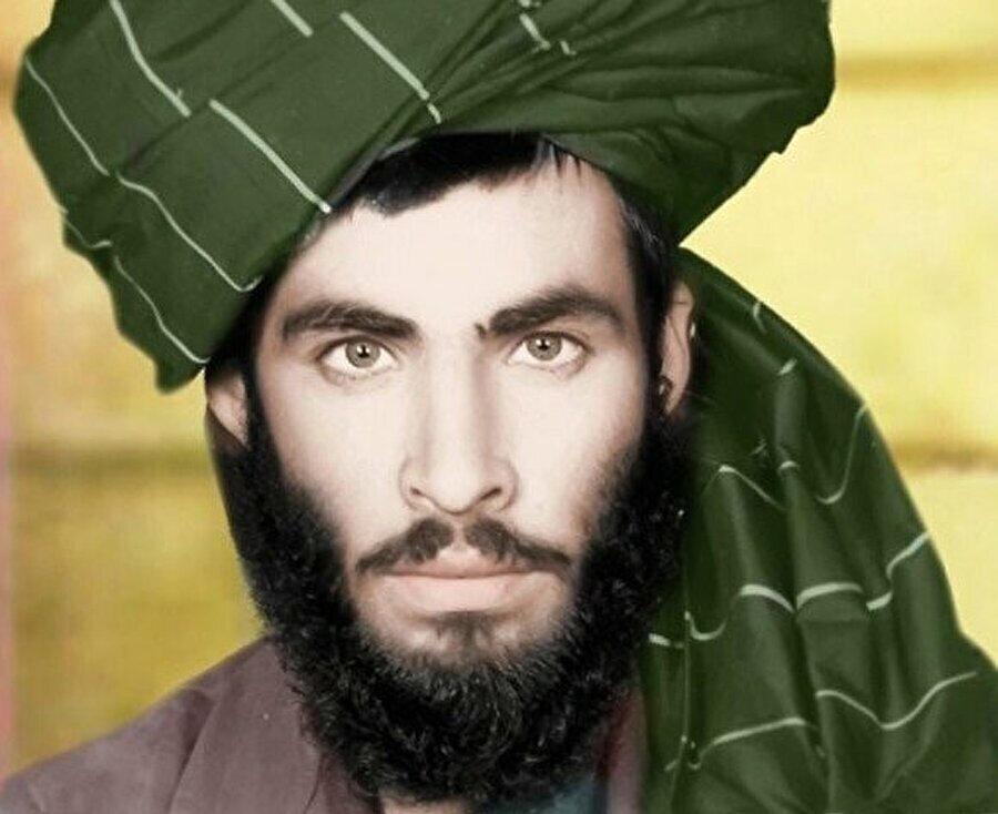 Taliban'ın kurucu lideri Molla Ömer.