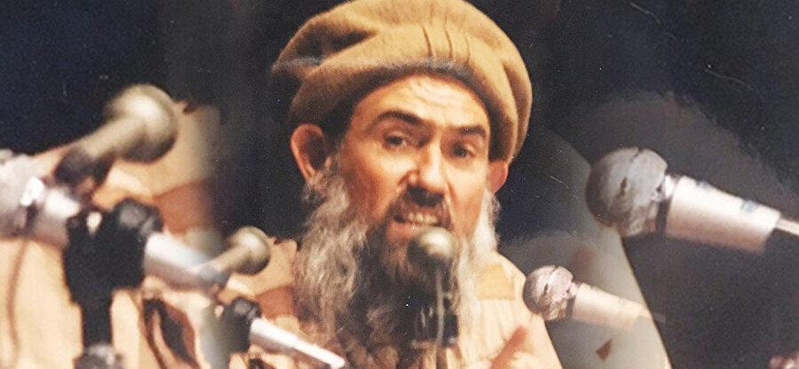Afgan Cihadı'nın en önemli komutanlarından Abdullah Azzam.
