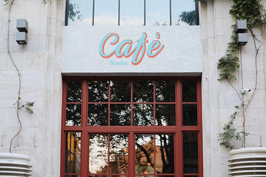 Otel içerisine farklı isteklere hitap eden dört farklı yeme-içme mekanı tasarlanıyor.