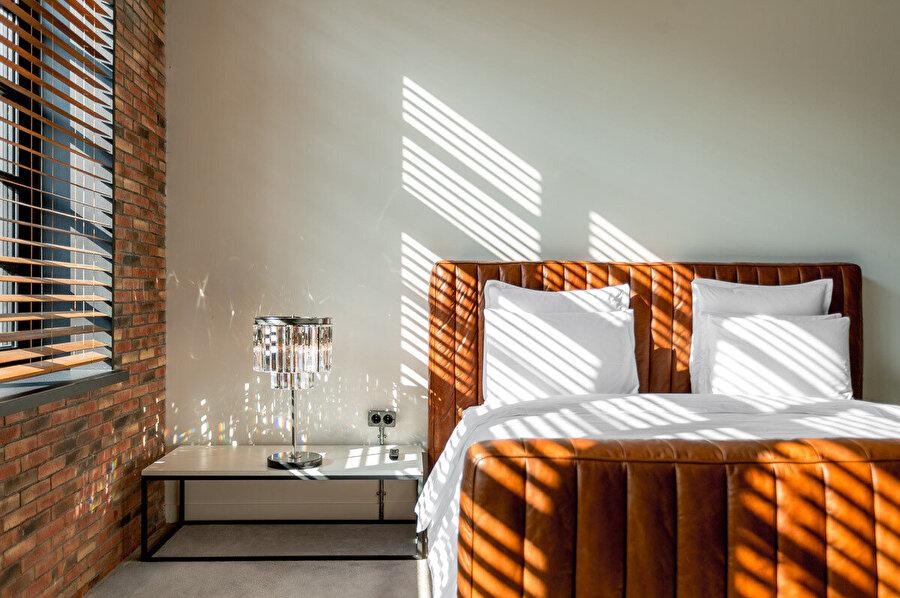 Otelde yer alan oda büyüklükleri 52 ila 79 m² arasında değişiyor.