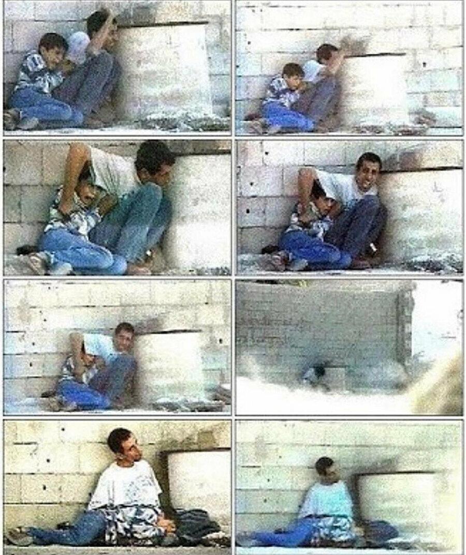 Muhammed Durra ve babasının yaşadığı korkunç dakikaları ve Muhammed Durra'nın katledilişini dünya canlı yayında izlemişti.