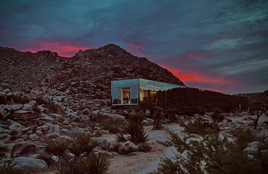Invisible House, Kaliforniya, ABD.