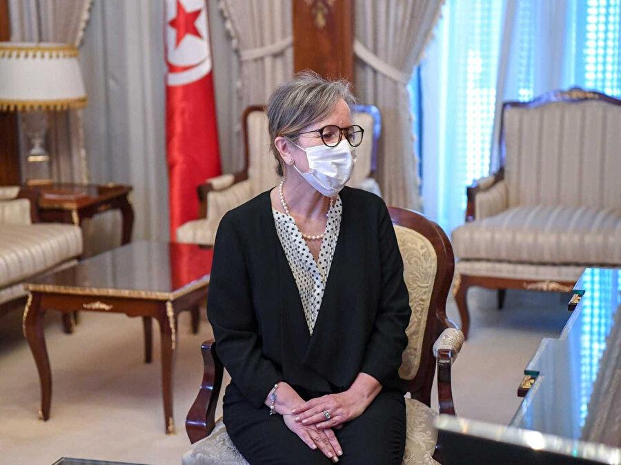 Necla Buden Ramazan hükümeti kurması halinde Tunus'un ilk kadın başbakanı olacak.