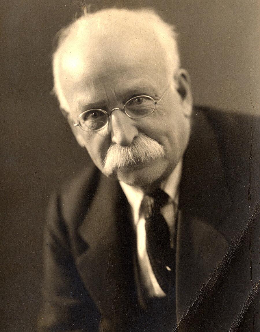 Ebenezer Howard 1850-1928 Birleşik Krallık.