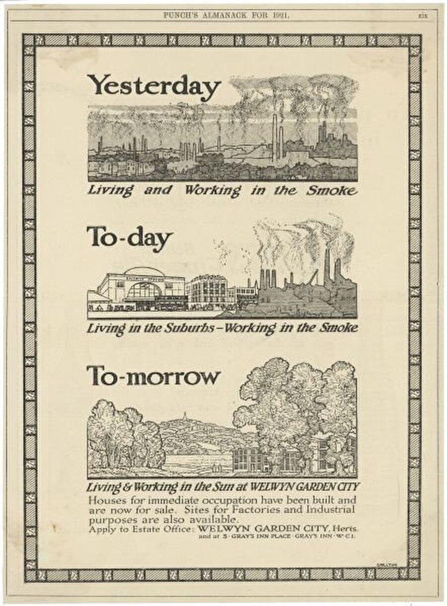 Welwyn reklam afişi.