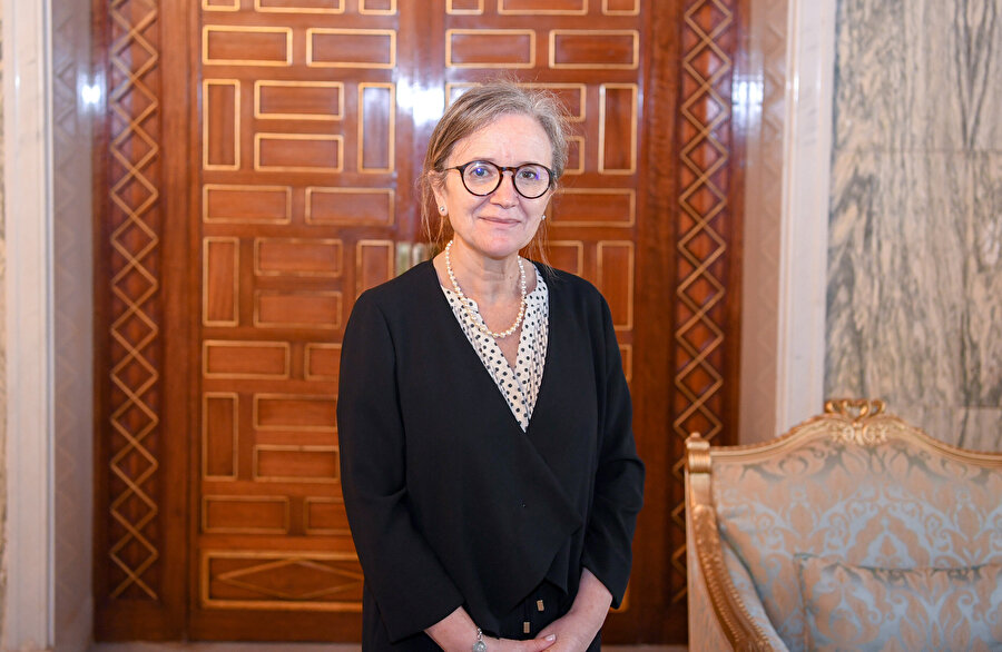 Tunus'un yeni başbakanı Necla Buden Ramazan.