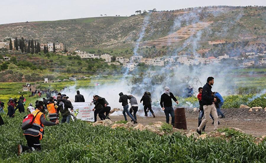 Beyta, Batı Şeria'daki sivil direnişin merkezlerinden biri olmaya devam ediyor.