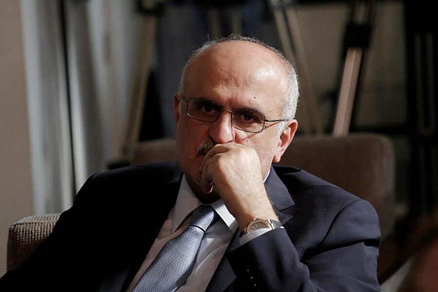 Hakkında gözaltı kararı çıkan Lübnan eski Maliye Bakanı Ali Hasan Halil.