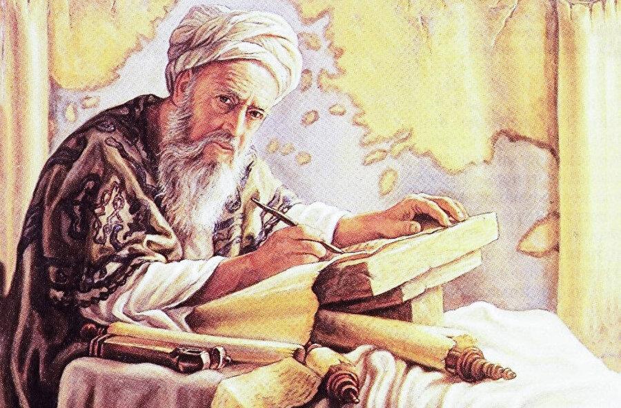Âmirî'ye göre Allah'ın doğrudan var ettiği ilke şey küllî akıldır.