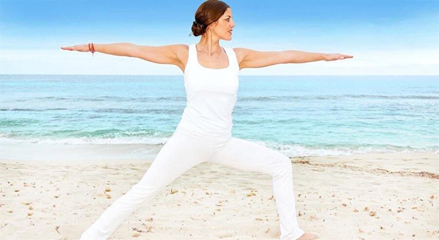 Vücut direnci artıyor Hücre yenilenmesine yardımcı olan deniz suyu ayrıca vücut direncini arttırır.