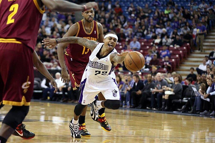 Isaiah Jamar Thomas                                      27 yaşındaki Isaiah Jamar Thomas da 1,75'lik boyuyla dikkat çekiyor. Boston Celtics'te forma giyen basketbolcu, hırsı ve kazanma arzusuyla taraftarların beğenisi topluyor.