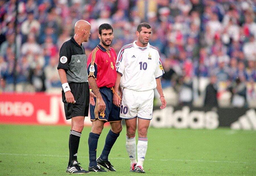 Finallerin aranan hakemi İtalyan hakem; 1996 Atlanta Olimpiyat Oyunları, 1999 UEFA Şampiyonlar Ligi, 2002 FIFA Dünya Kupası ve 2004 UEFA Kupası'nda düdük çaldı.