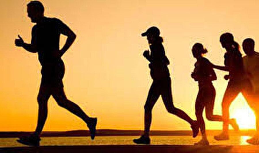 Spor yaptıkça, akciğerlerdeki esneklik artar