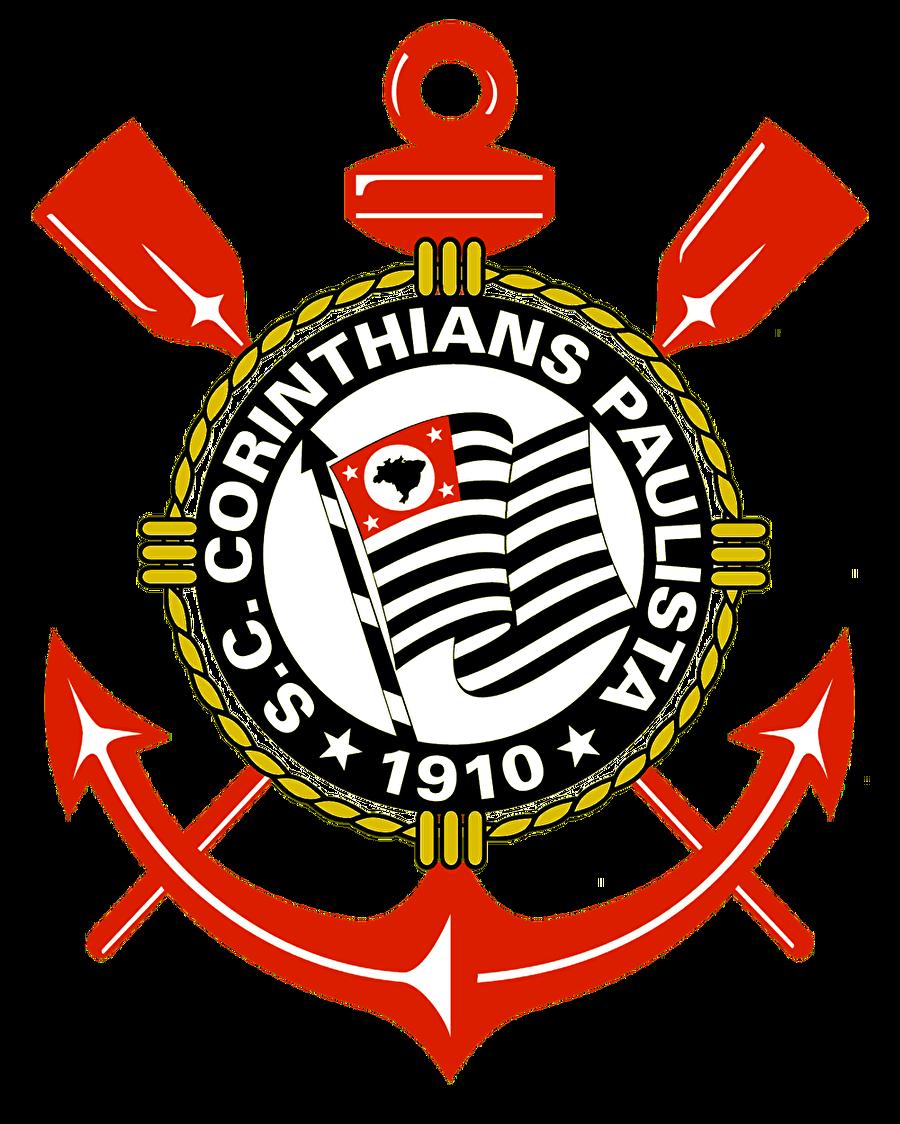 Corinthians Corinthians, 1 Eylül 1910 tarihinde Brezilya'nın Sao Pauo şehrinde kuruldu. Birkaç kez logo değişikliğine giden kulüp, 1940'den buna yana aynı amblemi kullanıyor. Armanın içindeki bayrak hem kulüp rengini hem de Sao Paulo şehrinin bayrağını simgeliyor. Kürek ve gemici çapası ise kürek sporunu işaret ediyor. Brezilya'da futboldan sonra kulüpler en çok kürek alanında faaliyet gösteriyor.